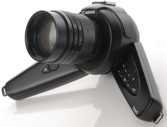 Nova, ¿la cámara réflex del futuro?