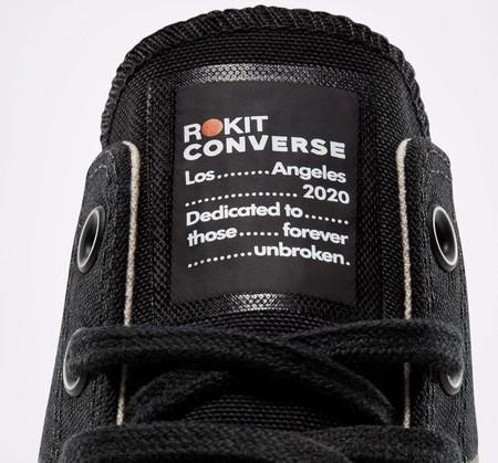 Converse x ROKIT: un giro de tuerca a la icónica zapatilla Chuck 70