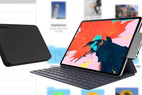 Qué disco duro comprar para iPad en 2020: nueve unidades de almacenamiento para aumentar la capacidad de la tableta