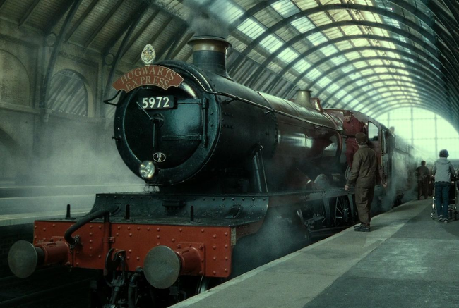 rescate harry potter hogwarts express escocia