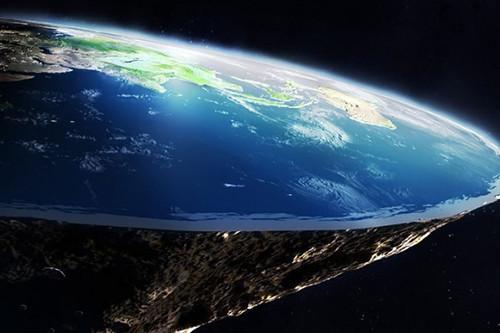 """Los defensores de que la Tierra es plana no son """"cuatro frikis"""", son grupos que llevan más de un siglo luchando contra la ciencia"""