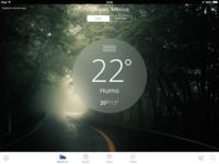 The Weather Channel para iPad ahora nos presenta el tiempo con estilo