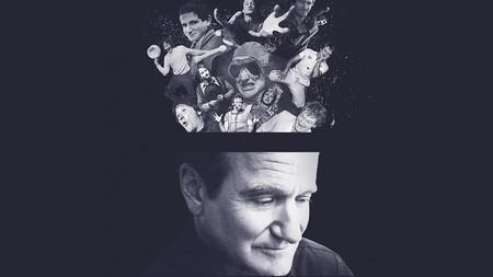 El recién estrenado documental sobre Robin Williams nos descubre al actor como nunca antes le habíamos visto