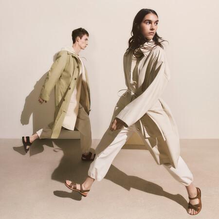 Uniqlo apuesta por básicos y looks minimalistas en su colección Primavera-Verano 2021