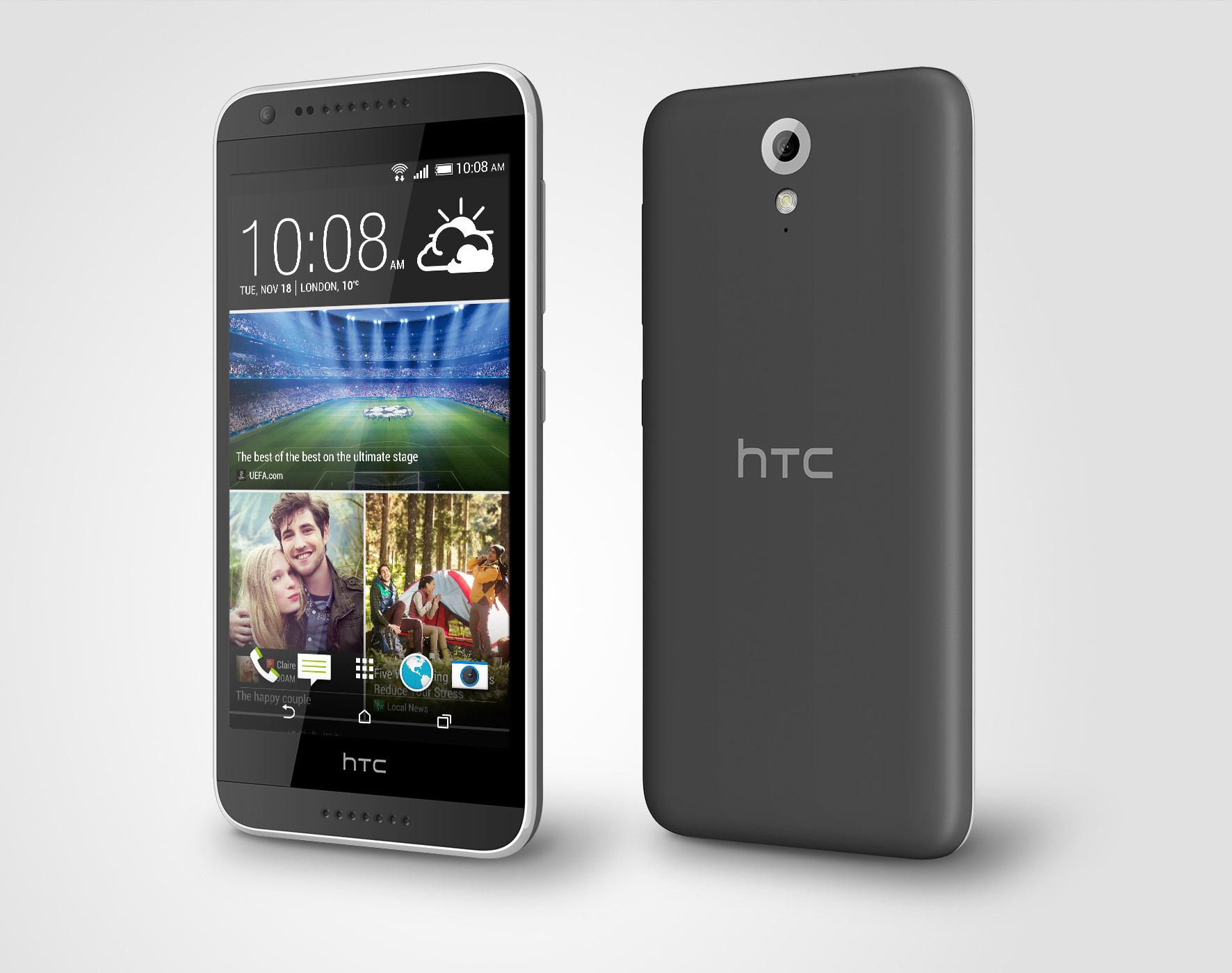 Foto de HTC Desire 620 (1/5)
