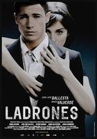 Póster, trailer y web de 'Ladrones' con Juan José Ballesta y María Valverde