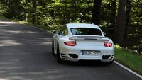 TechArt adereza el Porsche 911 Turbo