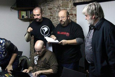 Josep Jover, el enemigo de la SGAE y candidato pirata, sentencia el canon digital