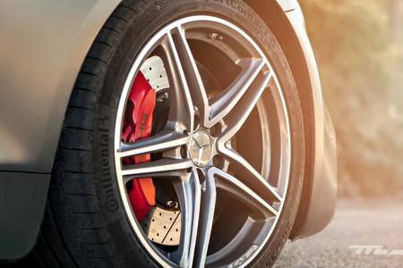 Mercedes-AMG GT C Roadster prueba
