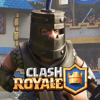 Mazo de Príncipe Oscuro - Gólem en Clash Royale: defensa ante todo