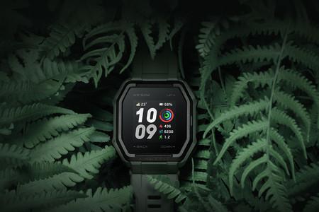 Amazfit Ares: nuevo smartwatch para deportistas con GPS y autonomía de dos semanas