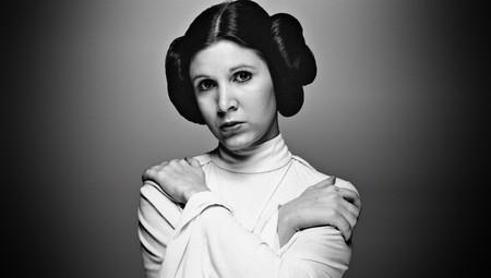 Carrie Fisher, nuestra querida Princesa Leia, ha muerto a los 60 años