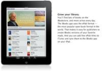 El iPad es capaz de sincronizar cualquier ePub con la aplicación iBooks