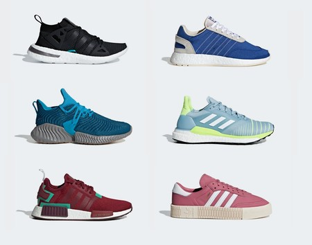 Cupón del 20% de descuento en Adidas: 13 zapatillas y chanclas que se quedan a un precio inmejorable
