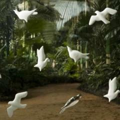 Foto 3 de 5 de la galería papel-pintado-en-tres-dimensiones en Decoesfera