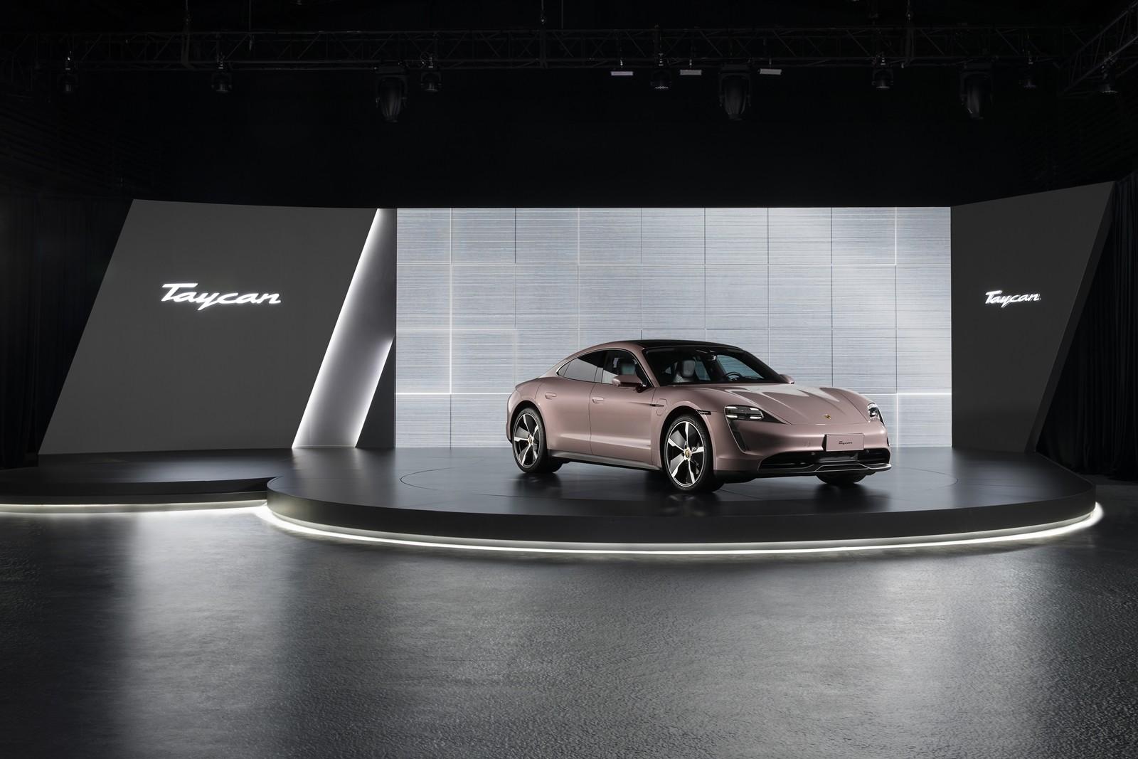 Foto de Porsche Taycan 2021 (2/10)