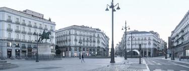 'Solo', el cortometraje de Olmo Blanco sobre la soledad que vació las calles de Madrid o Nueva York mucho antes que el coronavirus