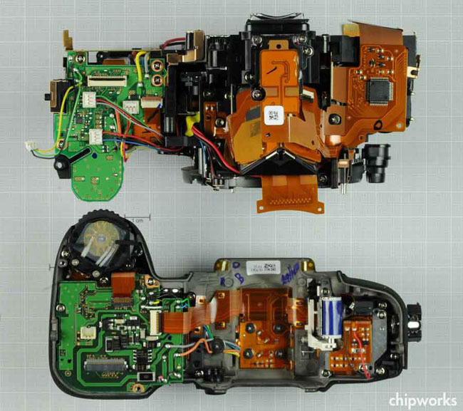 Foto de Nikon D7000 Componentes (2/5)