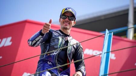 Confirmado: Maverick Viñales se subirá por primera vez a una Aprilia de MotoGP la semana que viene en Misano