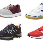 Chollos en tallas sueltas de zapatillas New Balance, Adidas o Munich en Amazon