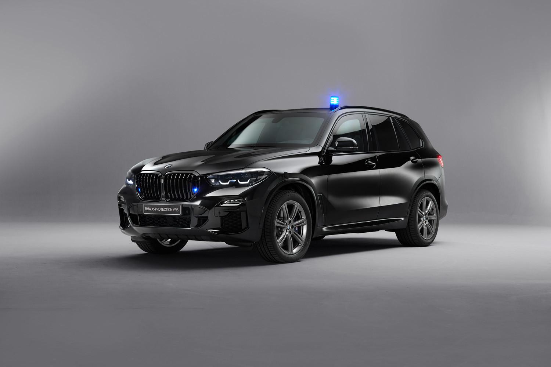 Foto de BMW X5 Protection VR6 blindado (5/26)