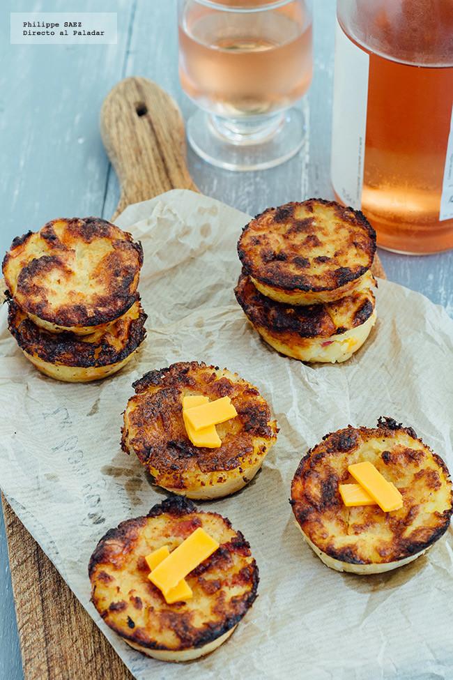 Muffins Chedar Tocino 1