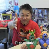 Yoshinori Ono se disfraza de Blanka para confirmar Brasil en Street Fighter V