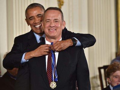El último reconocimiento de Barack Obama al mundo del cine y la televisión antes de abandonar la presidencia