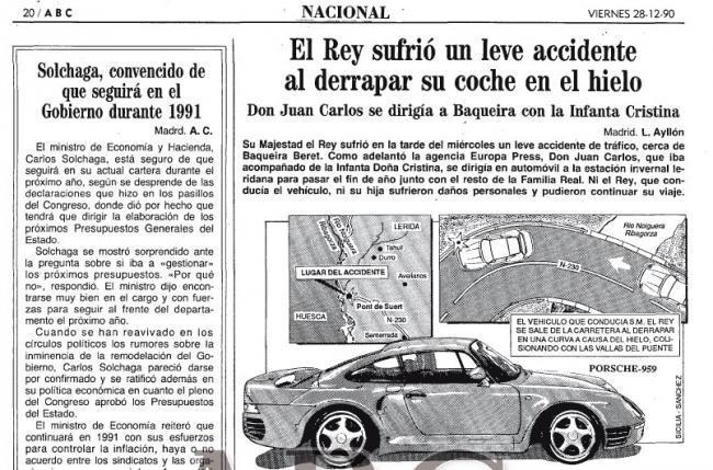 Porsche 959 Rey de Espana