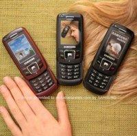 Samsung SGH-Z720, delgado y con HSDPA