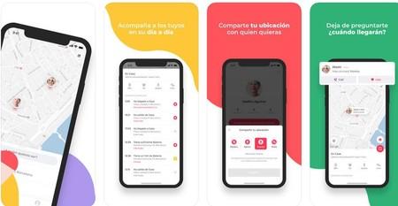 Safe365 App Mayores