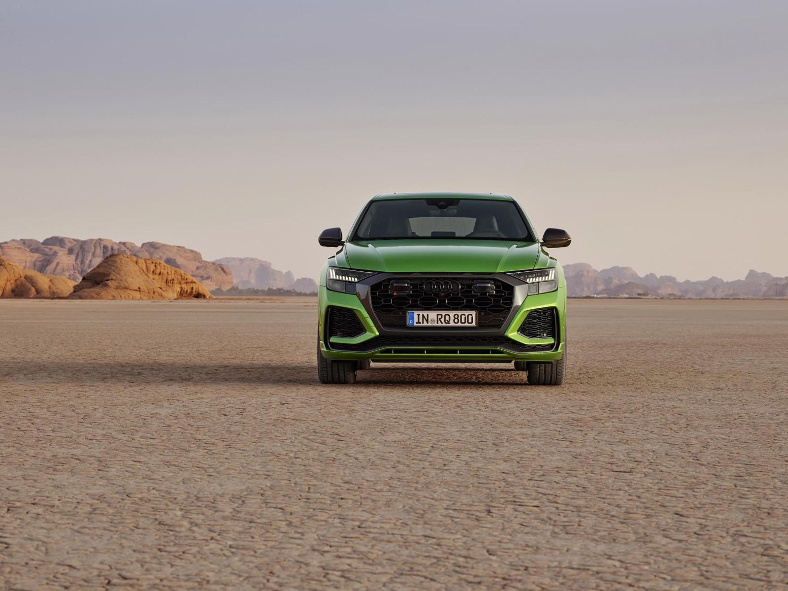 Foto de Audi RS Q8 2020 (39/47)