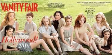 El Post de Vanity Fair de Kristen Stewart pasa por la policía