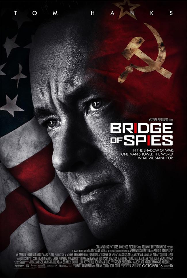 Ver Puente de Espías (2015) Online Película Completa Latino Español en HD