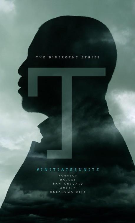 Carteles de 'La serie Divergente: Insurgente'