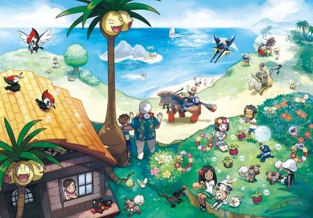 Ya está aquí Pokémon Sol y Luna