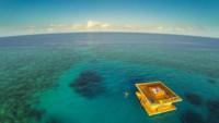 ¿Algo diferente para estas fiestas? No te pierdas la habitación submarina del Manta Resort