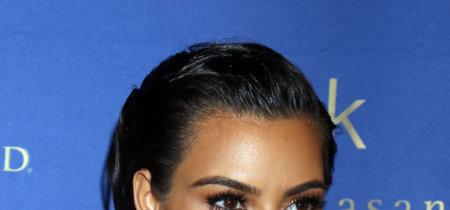 Kim Kardashian más guapa que nunca al confiar en John Galliano en Las Vegas