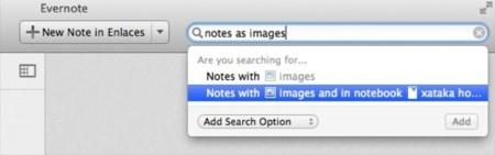 Evernote mejora las búsquedas con el uso de lenguaje natural en su versión para OS X