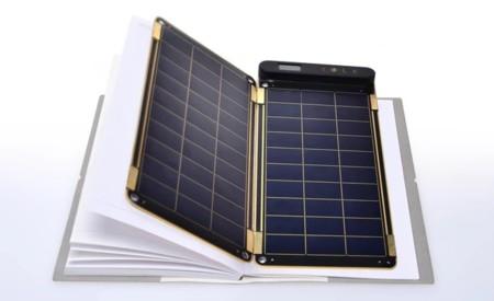 """Solar Paper le da una """"vuelta de hoja"""" (y nunca mejor dicho) al concepto de cargador solar externo"""