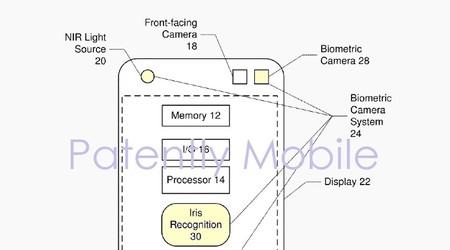 Samsung patente Face ID reconocimiento facial