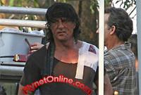 John Rambo: Primeras fotos de rodaje