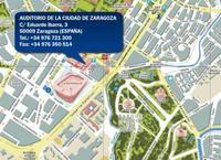 Expo Zaragoza 2008: GPS para recorrer la expo y la ciudad