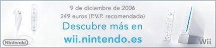 Wii: fecha de lanzamiento en España