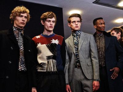 Salvatore Ferragamo explora para crear un nuevo lenguaje a la hora de vestir que se pueda personalizar