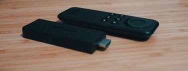 Amazon Fire TV Stick, ahora más barato: de 39,99 euros a 29,99 euros