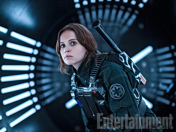 Foto de 'Rogue One: Una historia de Star Wars', nuevas fotografías (5/9)