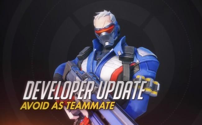 Overwatch permitirá evitar hasta dos jugadores en nuestro equipo