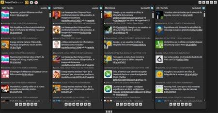 """Cómo recuperar la antigua versión de TweetDeck y las cuentas """"parodia"""" de Twitter, repaso por Genbeta Social Media"""