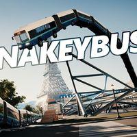 El alocado Snakeybus, ese juego que mezcla Snake con Crazy Taxi, llegará a consolas a principios de abril